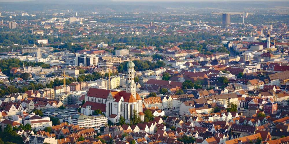 Beliebte Tagungshotels in Augsburg