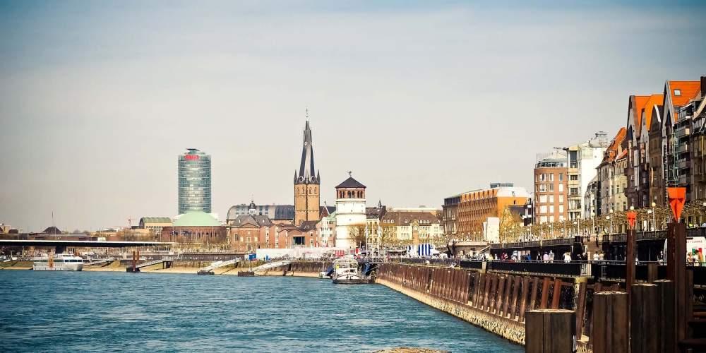 Beliebte Tagungshotels in Düsseldorf · ALOOM