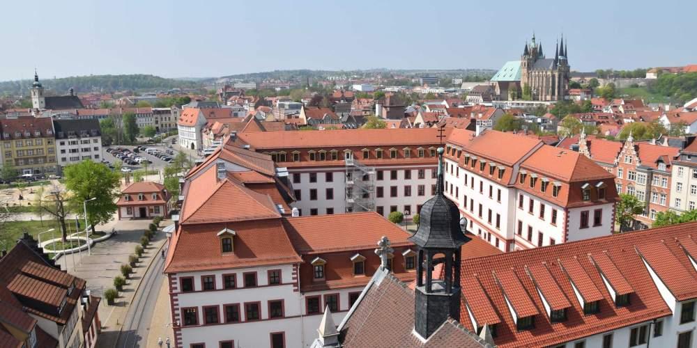 Beliebte Tagungshotels in Erfurt