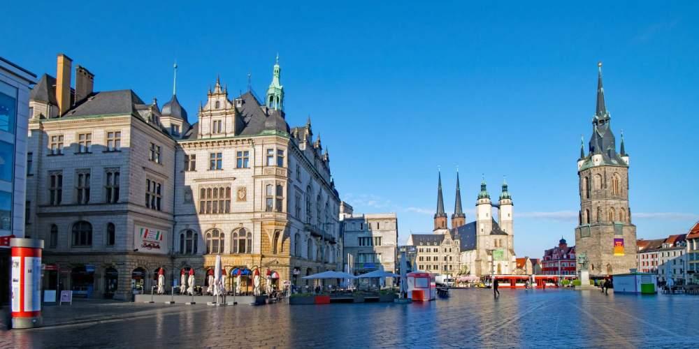 Beliebte Tagungshotels in Halle