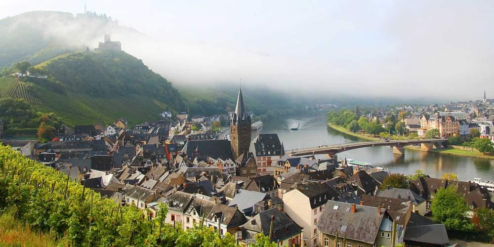 Beliebte Tagungshotels in Rheinland-Pfalz