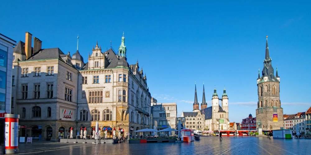 Beliebte Tagungshotels in Sachsen-Anhalt · ALOOM