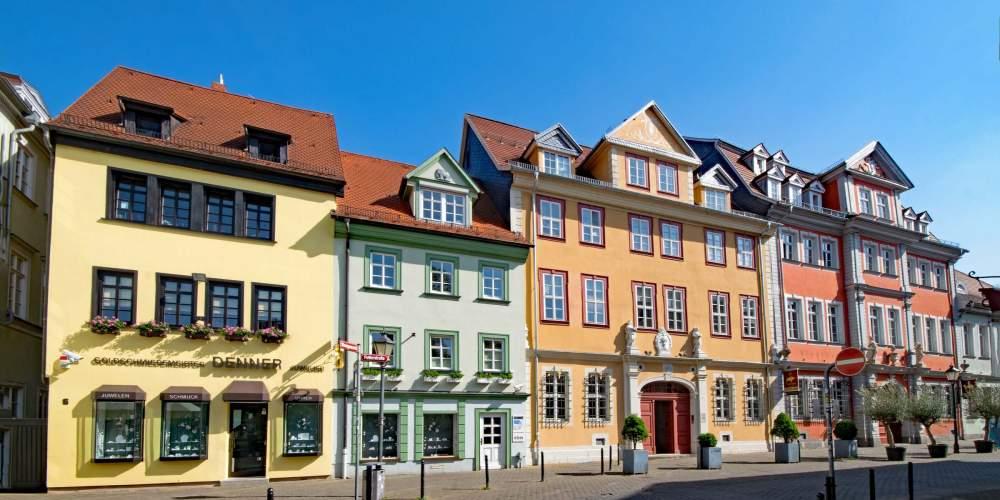 Beliebte Tagungshotels in Thüringen