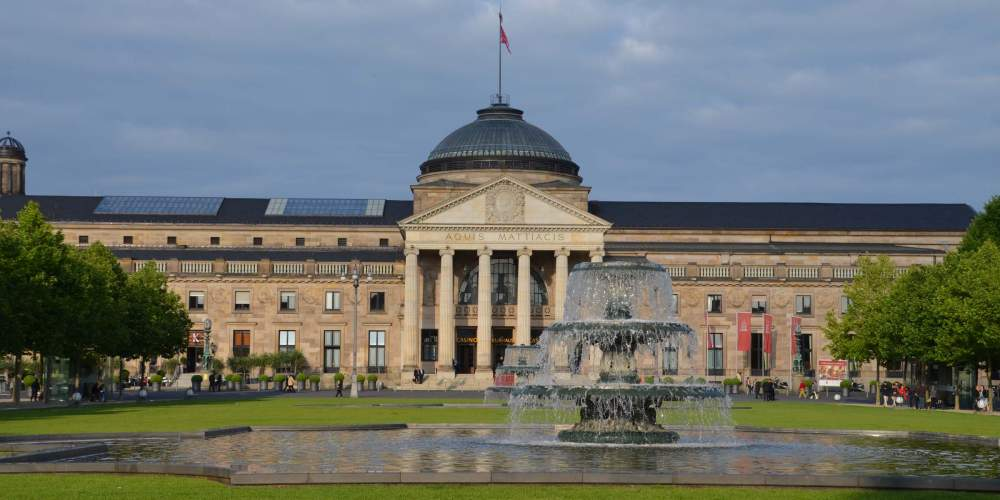 Beliebte Tagungshotels in Wiesbaden · ALOOM