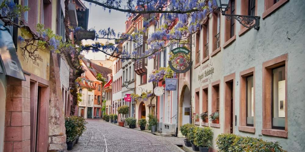 Beliebte Tagungshotels in Freiburg · ALOOM