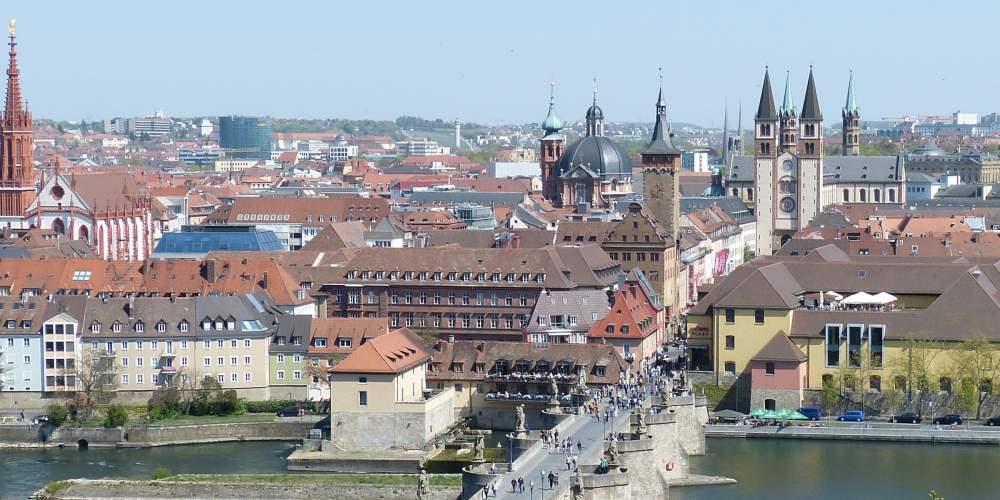 Beliebte Tagungshotels in Würzburg · ALOOM